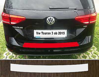 Clear Protective Foil Bumper Protection Transparent VW Touran, from 2015