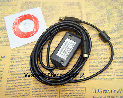Programming cable for Allen Bradley Micrologix USB-1761-CBL-PM02 1000 Series New