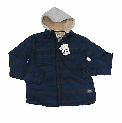 Camicia Billabong junior hilltop cappuccio