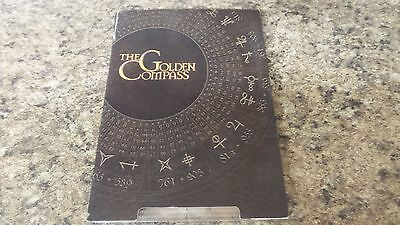 "The Golden Compass New Line Cinema Press Kit Booklet 17"" x 12"" Cast information"