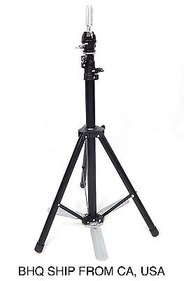Stainless Steel Tripod Stand Cosmetology Mannequin Training Head Holder