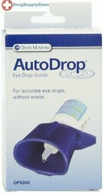 Autodrop by Owen Mumford, Eye Drop Guide