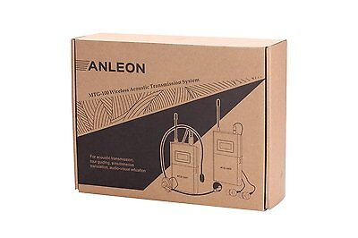 ANLEON MTG-100 Wireless Acoustic Transmission System Tour Guiding Simultaneous