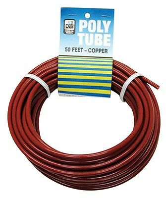 """Dial Copper Poly Tube 1/4 """" X 25 Ft. Pack 1"""