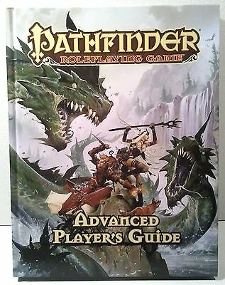 Pathfinder Role Playing Game Advanced Players Guide Paizo PZO1115 2010 NEW
