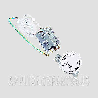 Genuine Westinghouse Kelvinator Refrigerator Thermostat Control Kit 1409938