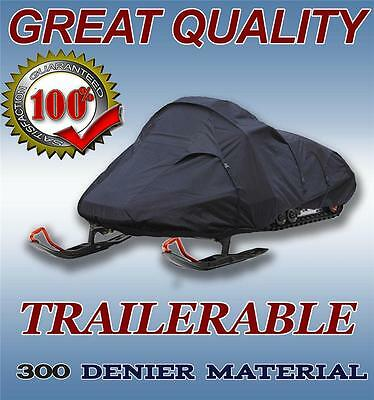 Snowmobile Sled Cover fits Yamaha Apex Mountain 2006 2007