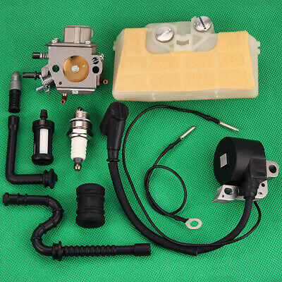 Carburetor Ignition Intake Boot For STIHL MS290 MS310 MS390 029 039 Chainsaw