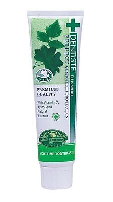 Dentiste plus white vitamin c and xyitol toothpaste 100 g