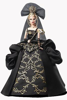 Venetian Muse Barbie Doll  BCR03 Gold Label 2013