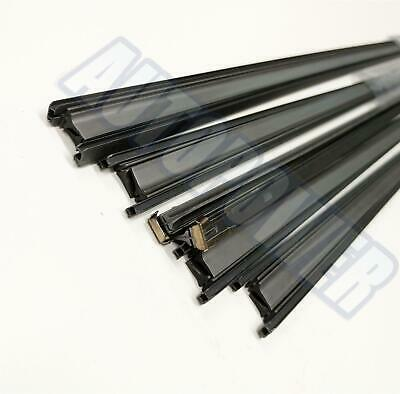 Pack of 10 Of Quality Replacment Rubber Refills For Front & Rear Wiper Blades
