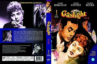GASLIGHT, 1944 (DVD,All,Sealed,New,Keep Case)  Ingrid Bergman