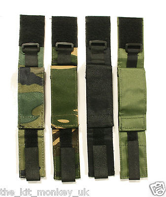 Army Combat & Tactical Field Watch Strap / Band G10 - Various colours - New