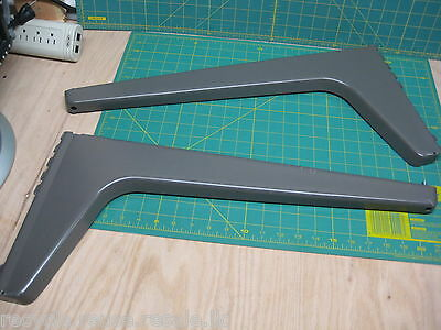 PAIR of Herman Miller Cantilever for 24'' AO1 and AO2 Style Work Surfaces