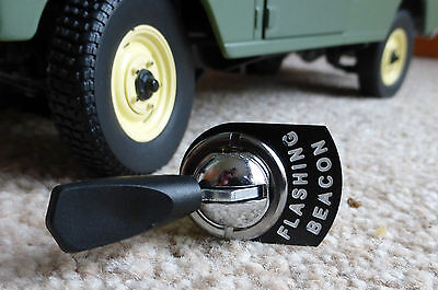 Classic Vintage Tractor Genuine Lucas Toggle Switch Flashing Beacon Light Tab