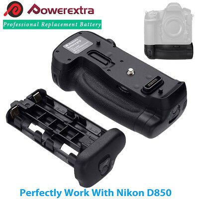 MB-D18 Professional Battery Grip for Nikon D850 Work w/ EN-EL15/AA Battery