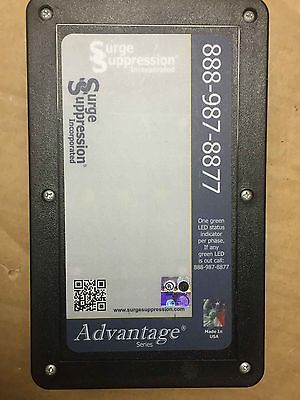 Surge Suppression Inc. Advantage Series 3 Phase Surge Suppressor
