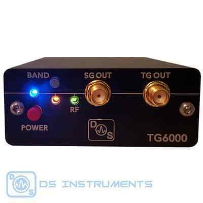 Tracking Generator / Signal Generator - TG6000 - (Replaces HP 85640A)