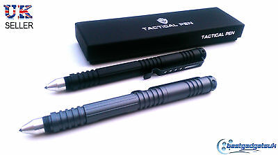 Tactical Multi-function Pen Emergency Safety Gadget Survival Glass Breaker Gift