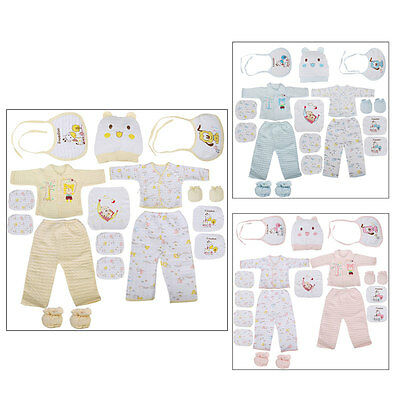 Newborn Gift set Infants Clothing Baby Boys Girls Suits Toddlers Clothes
