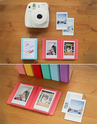 "3"" 29 Pockets Album Case Storage for Polaroid Photo FujiFilm Instax Mini Film"