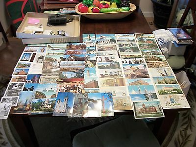 Lot of 30+ Vintage Postcards from the 1920's - 1960's