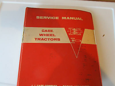 Case 120 and Colt 2110 Garden Tractor Service Manual