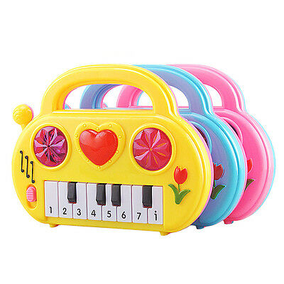Baby Kids Musical Piano Early Educational Toy Infant Toddler Developmental Gift