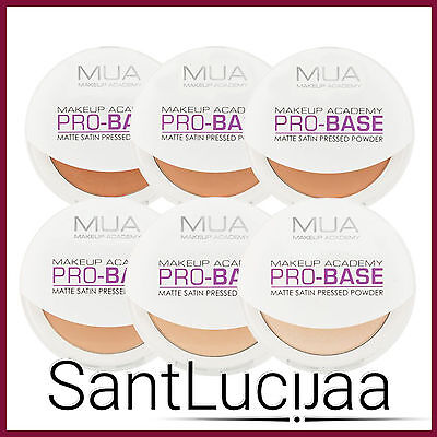 Mua Makeup Academy Pro-Base Matte Satin Pressed Powder - Smooth Face Oil