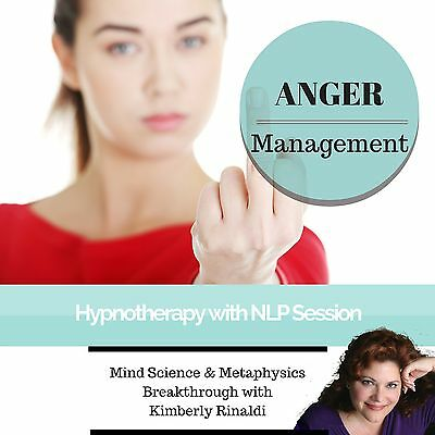 Anger Management - Behavioral Therapy Hypnosis CD -