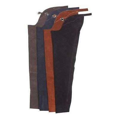 Devonaire Genuine Suede Leather English Horse Schooling Chaps Adult / Childrens