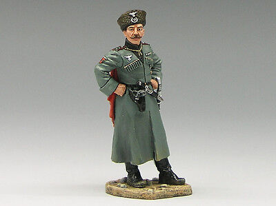 King and (&) Country CF015 - GERMAN COSSACK - Retired