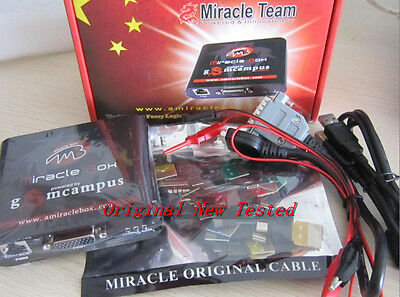 Miracle box +Miracle key + cables for multi-brand phones unlock repair Andriod