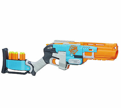 Nerf Zombie Strike Sledgefire Blaster Gun, Fun Play, Kids Shoot Ammo, Kill NEW