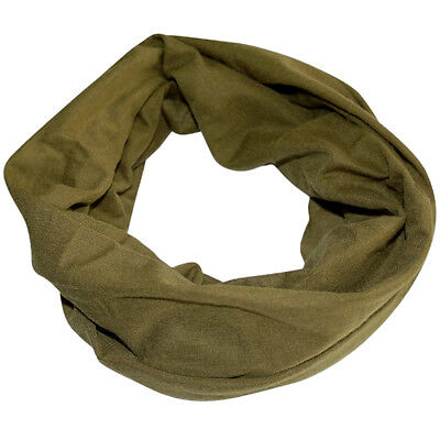 Viper Tactical Snood Military Face Scarf Army Head Wrap Cap Balaclava Hat Coyote
