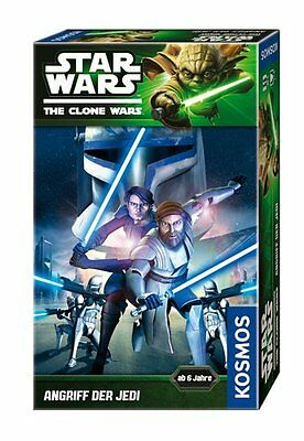 Star Wars: The Clone Wars - Angriff der Jedi *