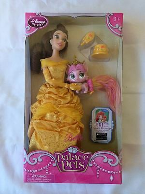 Disney Belle Palace Pets Doll & Accessories Toy