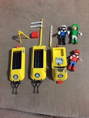 Playmobil Pole Expedition Lot Snowmobil Accessories 3 Figures