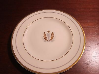 Syracuse China Governor Clinton Pattern Bread & Butter Plates Set of 4
