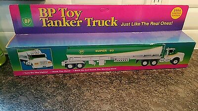 Cp- Bp Toy Tanker Truck 1994 Limited  Edition Mib