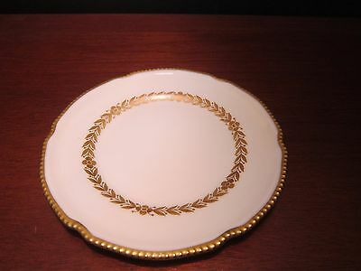 Castleton China Rosenthal Laurel Ivory & Gold Bread & Butter Plate Multi Avail