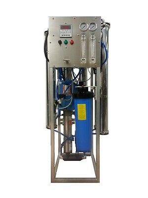 Commercial Reverse Osmosis Water Purification System 8000 GPD