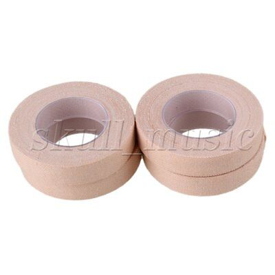500cm/ Roll Adhesive Tape for Chinese Guzheng Pipa Nails Picks Pack of 4
