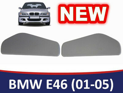 Bmw 3 E46 Lift (01-05) Headlamp Headlight Washer Nozzle Jet Cover Left Lh