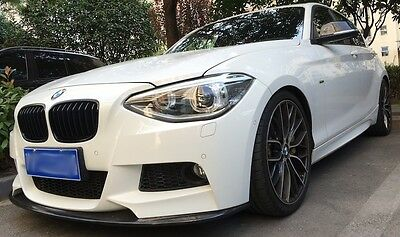 Bmw F20/f21 M Tech Front Bumper Spoiler Tuning