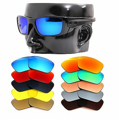 Polarized IKON Iridium Replacement Lenses For Oakley Fuel Cell Sunglasses