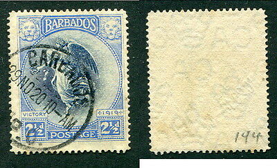 Used Barbados #144 (Lot #10066)