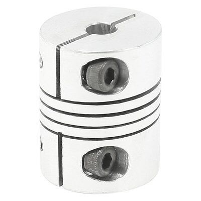 CNC Motor Shaft Coupler 5mm to 8mm Flexible Coupling 5mmx8mm BT New Style