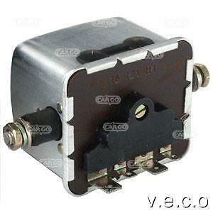 Replacement Lucas Type Dynamo Regulator Rb108 12 Volt 11 Amp Ncb119 37365 130040