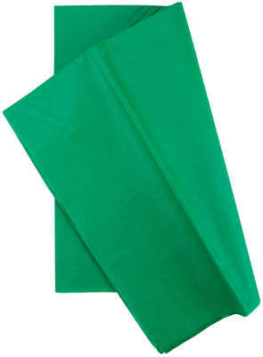 "Tissue Wrap 20""X20"" 10/Pkg Emerald Green TGW8000-08081"